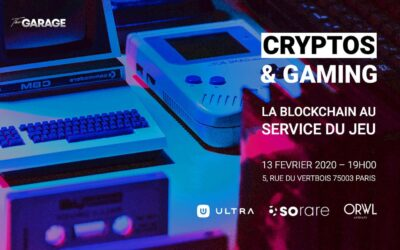 Cryptos & Gaming : la blockchain au service du jeu