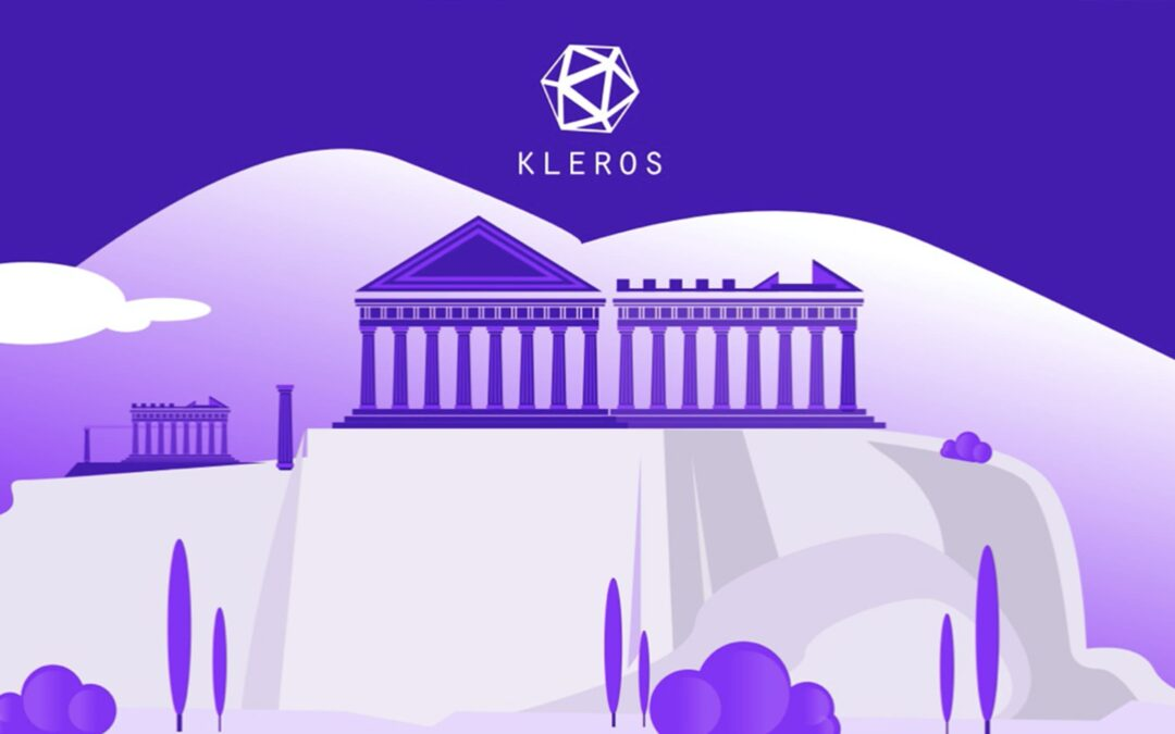 Kleros facing the traditional legal world