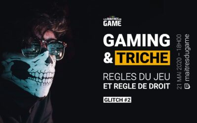 GLITCH #2: Gaming and Cheating: Game Rules and Rule of Law